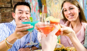 Bottums Up Beverages: $299 for a Four-Hour Onsite Bar-Rental Package with Supplies and Bartender from Bottums Up Beverages ($599 Value)