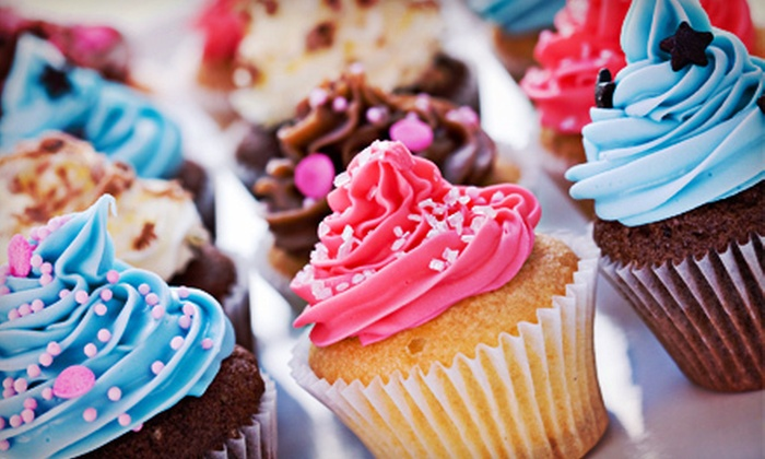 Kupcakes Etc. - Algiers Point: One or Two Dozen Cupcakes at Kupcakes Etc. (Up to 52% Off)