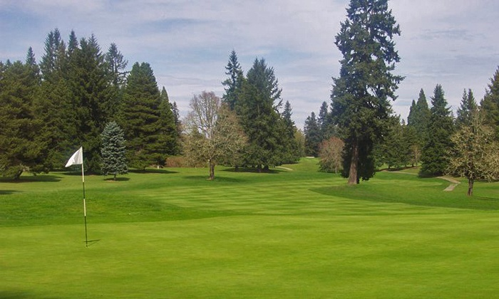 Forest Hills Golf Course - Chehalem Mountains: 18-Hole Round of Golf for Two with Range Balls and Drinks at Forest Hills Golf Course (Up to 40% Off)