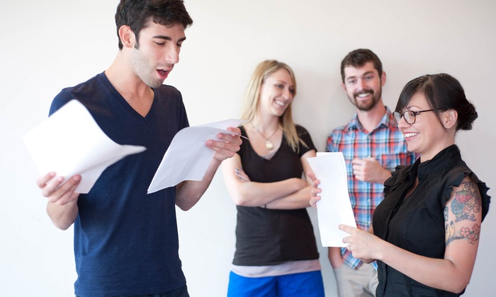 The Acting Center - Hollywood: $140 for One Month of Improv 101 Classes with Parking at The Acting Center ($300 Value)