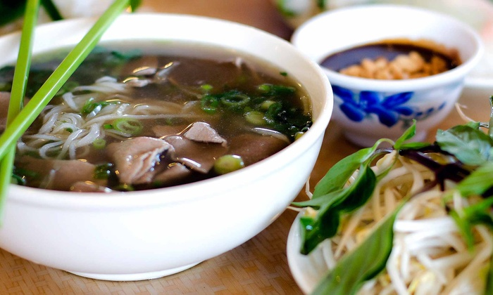 My Huong Kitchen - Whittier: Asian Food at My Huong Kitchen (50% Off). Two Options Available.