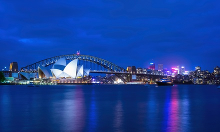 Sydney: 1 Night for Two People with Sunday Fun Day Travel Pass, Breakfast and Wine at Sydney Harbour Bed & Breakfast