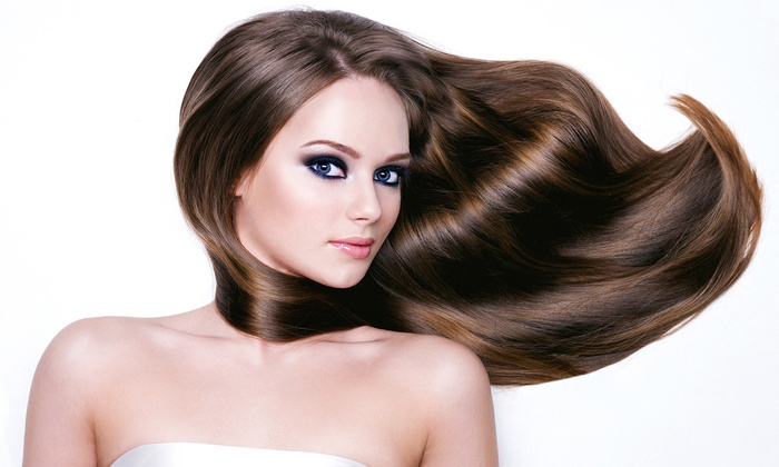 Glamour Looks Salon And Spa - Farmington: $73 for Haircut, Style, Conditioning Treatment, and Highlights at Glamour Looks Salon And Spa ($145 Value)