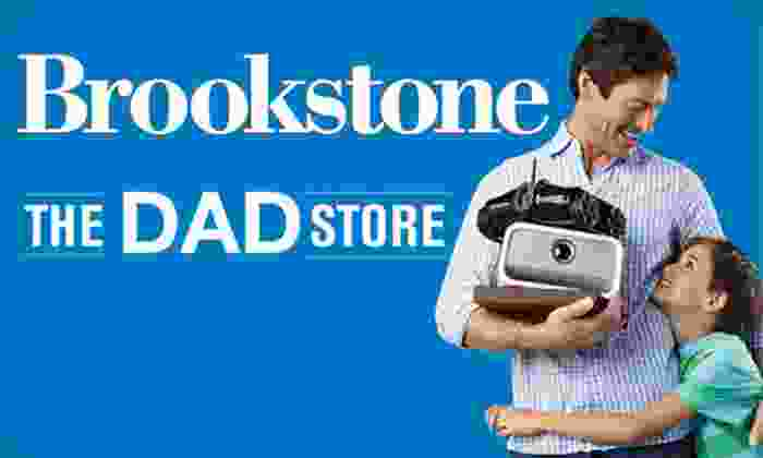 Brookstone - Multiple Locations: $25 for $50 Worth of Unique Father's Day Gifts and Other Innovative Products from Brookstone. Valid Online and In-Store.