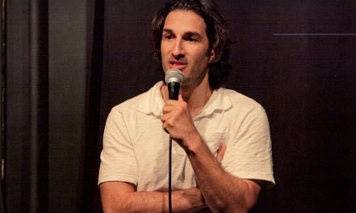 Laughing Devil Comedy Club - Hunters Point: $20 for a Standup Show for Two with Two Beers at Laughing Devil Comedy Club (Up to $58 Value)