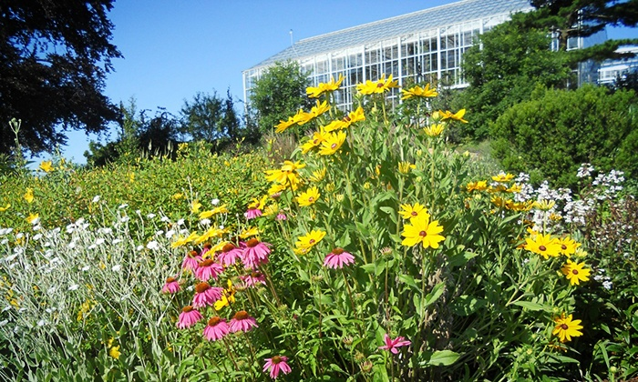 Roger Williams Park Botanical Center - South Elmwood: Visit  for Four or Eight People to Roger Williams Park Botanical Center (Up to 42% Off)