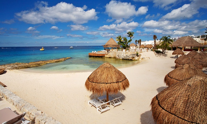 All-Inclusive Cozumel Vacation with Air from Vacation Express - Cozumel: 6- or 7-Night All-Inclusive Cozumel Vacation with Airfare, Meals, and Accommodations from Vacation Express