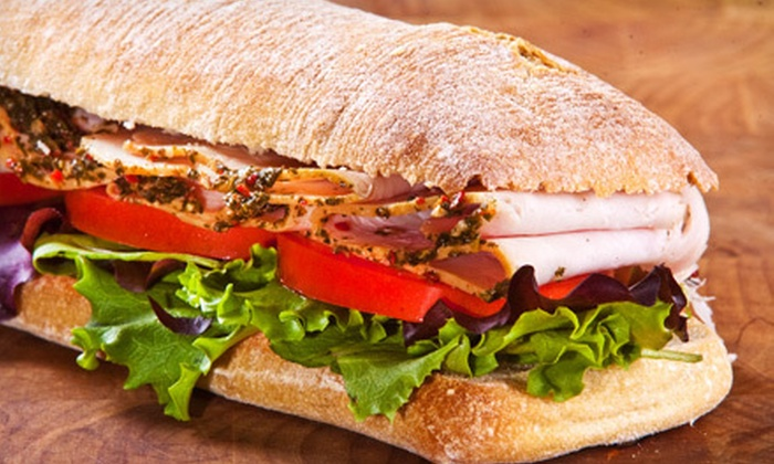 Carytown Bistro & Coffee House - Carytown: $7 for $15 Worth of Sandwiches and Paninis at Carytown Bistro & Coffee House