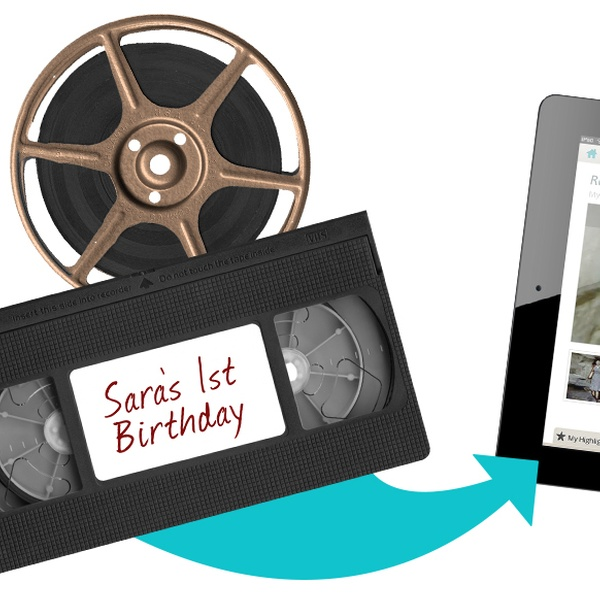 19 99 For 60 Worth Of Dvd Digital Conversion Service From Yesvideo Groupon