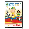 Caillou: Caillou Goes for the Gold on DVD