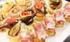Catering: patera mięs dla nawet 20 osób