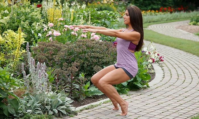 Hot Yoga Winnipeg - Earl Grey: 5 or 10 Yoga Classes at Hot Yoga Winnipeg (Up to 69% Off)