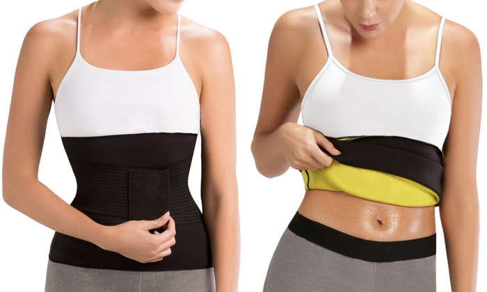 667db0bcfcd Up To 82% Off on Hot Belt with Waist Trainer