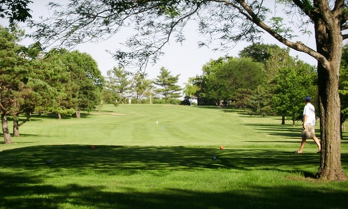 Cedar Pointe Golf Course - Boone: Golf Outing with Cart for Two or Four at Cedar Pointe Golf Course (Up to 62% Off)