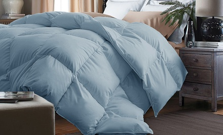 Hotel Grand 1,000 Thread-Count Down-Alternative Comforters