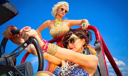 Grits and Glamour Tour with Pam Tillis & Lorrie Morgan at Youkey Theatre at The Lakeland Center (Up to 35% Off)