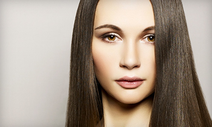 Mikala @ Mod Studio Salon - Uno: One or Two Keratin Treatment Packages with Haircut, Style, and Keratin Treatment from Mikala @ Mod Studio Salon (Up to 69% Off)
