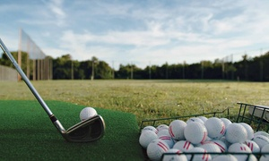 U.S. 1 Golf Center: $16 for Four Groupons, Each Good for a Rental Bucket of Balls at U.S. 1 Golf Center ($24 Value)