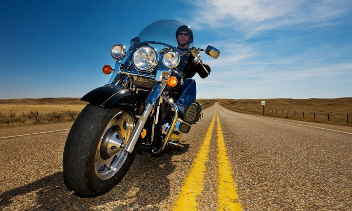 TEAM Arizona Motorcyclist Training - Multiple Locations: $39 for Four-Hour Intro to Motorcycling Program from TEAM Arizona Motorcyclist Training ($79 Value)