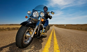 TEAM Arizona Motorcyclist Training: $39 for Four-Hour Intro to Motorcycling Program from TEAM Arizona Motorcyclist Training ($79 Value)