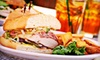 3 Girls Gourmet Catering - Eagle: $9 for a Café Meal for Two with Sandwiches and Drinks at 3 Girls Gourmet in Eagle (Up to $18.50 Value)