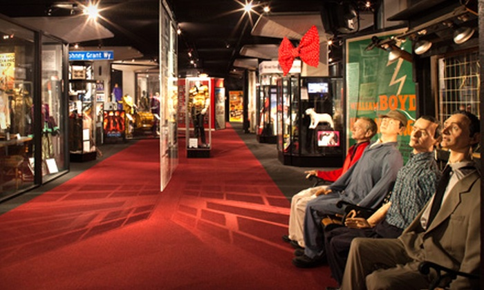 The Hollywood Museum - Hollywood: The Hollywood Museum Visit for Two or Four (Up to 58% Off)