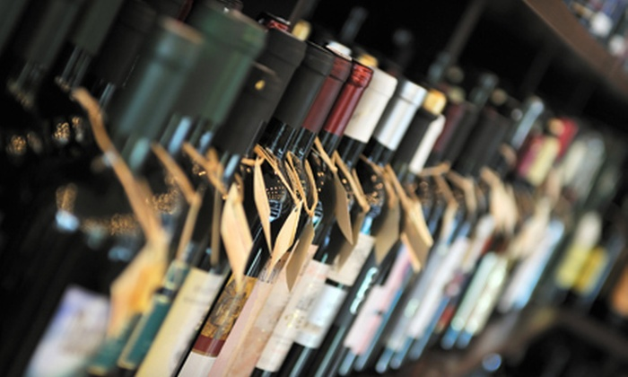 Mission Wine and Spirits - Multiple Locations: $10 for $20 Worth of Beer, Wine, and Spirits at Mission Wine and Spirits