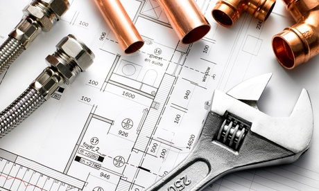 Plumbing Inspection with Option for Water-Heater Flush from Big Angelo's Plumbing and Heating (53% Off)