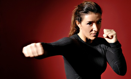 One or Two Months of Unlimited Krav Maga Classes at American Martial Arts Academy (Up to 62% Off)