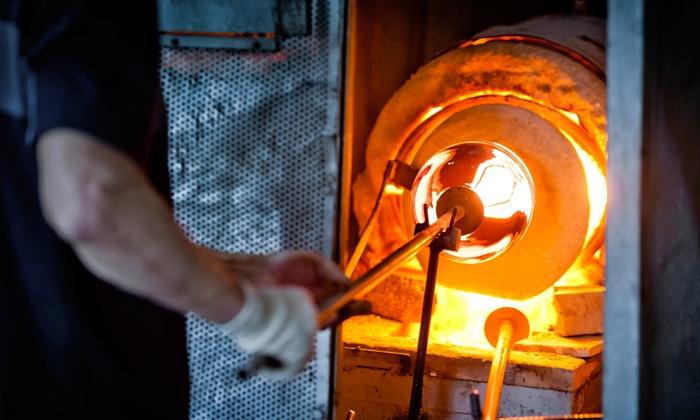Hands-On Glassblowing Class - Juggernaut Glass Houston: Sculpt Glass into Custom Art with an Expert Glassblower