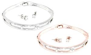 Parure bijoux Annabelle ornée de cristaux Swarovski®