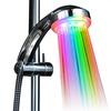 Color Wheel LED Shower Head