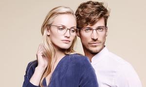Brillen Galerie Uwe Riegler: Wertgutschein über 100 € anrechenbar auf Kontaktlinsen und Brillen in der Brillen Galerie Uwe Riegler