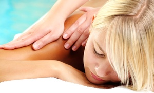 Massage With Option Of Spa Pedicure From Delana Lewis At Conter Fleurette A Beauty Affair Day Spa (up To 50% Off)