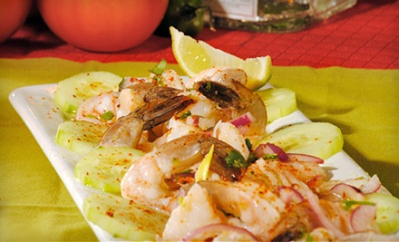 $15 for $30 Worth of Latin American Food at El Ceviche Grill (Half Off)