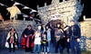 Good Knight Child Empowerment Network - Beltsville: $18 for a Drive-Thru Haunted Castle for 1 Car from Good Knight Child Empowerment Network ($39 Value). 4 Dates Available.