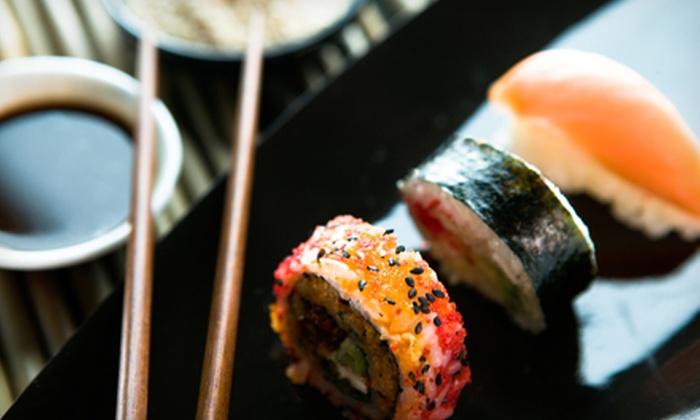 Hana Kimi - Hunters Creek: $10 for $20 Worth of Sushi for Two or More at Hana Kimi