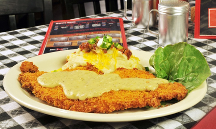 Bubba Jack's - El Cerrito: $10 for $20 Worth of Southern Cuisine at Bubba Jack's