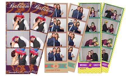 2- or 4-Hour Open Air <strong>Photo Booth</strong> Rental from Clementine <strong>Photo Booths</strong>, LLC (Up to 55% Off)