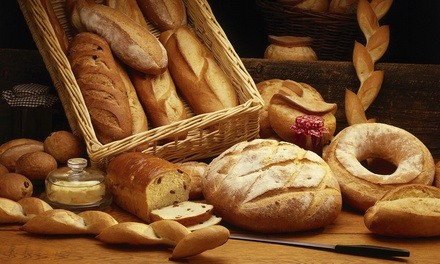 $7 for $12 Worth of Baked Goods — Community Loaves