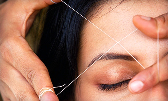 Essence of India Hair Boutique - Tallahassee: One, Two, or Three Eyebrow- and Upper-Lip-Threading Sessions at Essence of India Hair Boutique (Up to 56% Off)