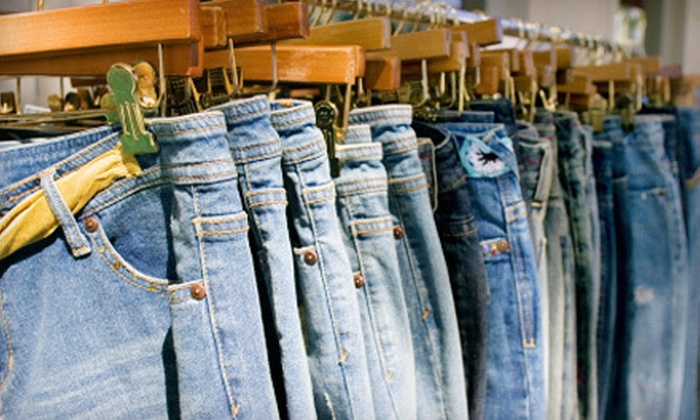 Jean Therapy - Orland Park: $45 for $90 Worth of Premium Women's Denim at Jean Therapy in Orland Park