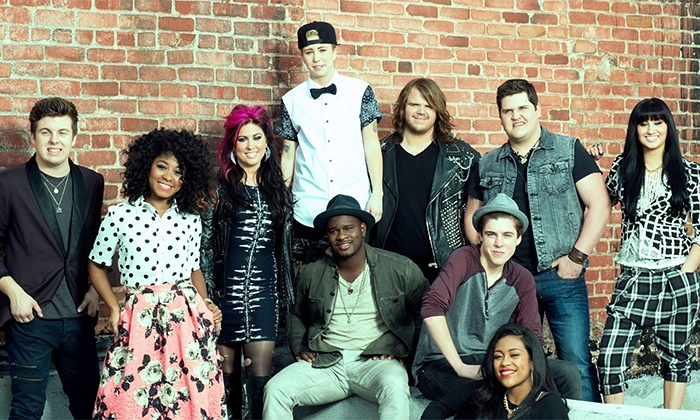 """American Idol Live! - Brady Theater: """"American Idol Live!"""" at Brady Theater in Tulsa on July 30 at 8 p.m. (Up to 76% Off)"""