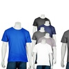 6 pack Agiato V Neck or Crew Neck T- Shirts