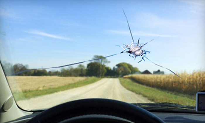 Cascade Auto Glass - Lubbock: $24 for $100 Toward Windshield Replacement or Insurance Deductible or Three Windshield-Chip Repairs from Cascade Auto Glass (Up to 76% Off). Three Options Available.
