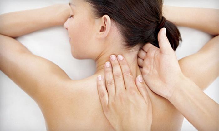 Massage & Bodywork - Divine Redeemer: 60-Minute Massage or 75-Minute Massage with Sugar or Salt Scrub at Massage & Bodywork (51% Off)