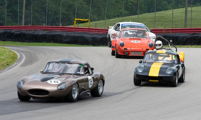 Southern Vintage Classic - Road Atlanta: Southern Vintage Classic at Road Atlanta on February 20–22 (Up to 36% Off)
