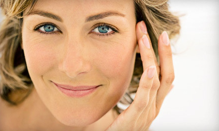 Just Laser - Port Credit: One, Two, or Four Nonsurgical Facelifts at Just Laser (Up to 81% Off)