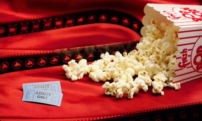 Grand Cinemas - Multiple Locations: Movie Night and Red Carpet Club Membership for Discount Concessions for Two or Four at Grand Cinemas (Up to 71% Off)