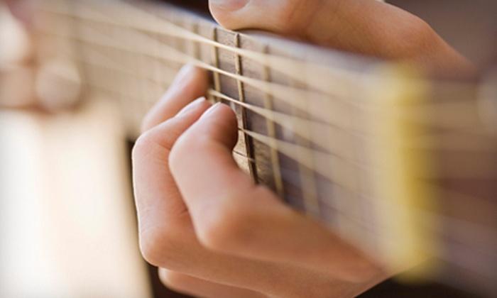 Vintage Guitars International - Briarwood: $15 Toward Guitar Lessons
